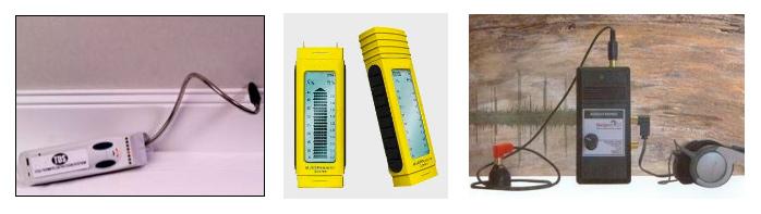 aparatos para la medición de termitas
