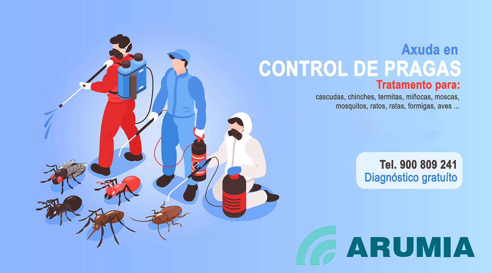 Control de Pragas Galicia