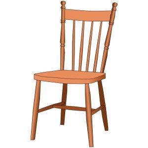 Cadeiras sen repousabrazos