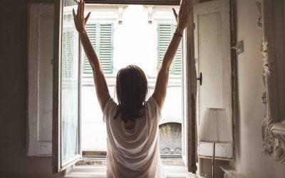 Evitar problemas de humidade ventilando correctamente
